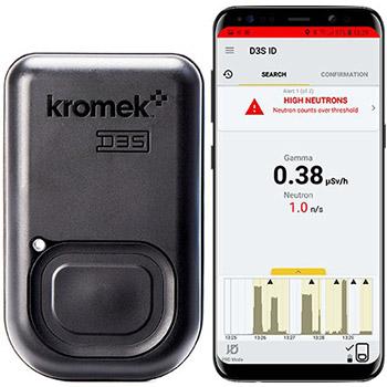 Kromek D3S PRD