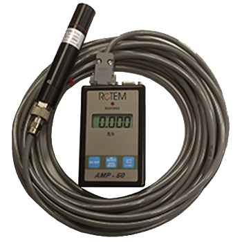 Rotem Industries AMP-50 Area Monitor Meter