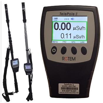 Rotem Industries TelePole II Meter