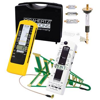 Gigahertz Solutions Complete LF-HF Electrosmog Measuring Kit 'Profi' MK70-3D