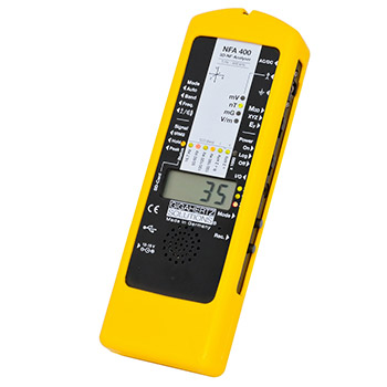 Gigahertz Solutions NFA400 - Professional Low Frequency 3D Magnetic, and 1D Electric, Field Analyzer and Data Logger