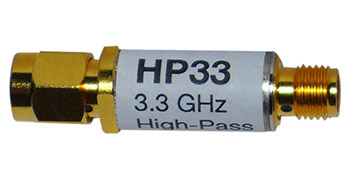Gigahertz Solutions Highpass Filter 3.3 GHz HP33