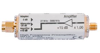 Gigahertz Solutions HV10-27G3 RF Preamplifier