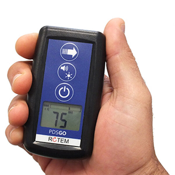 Rotem PDS-GO Personal Radiation Detector
