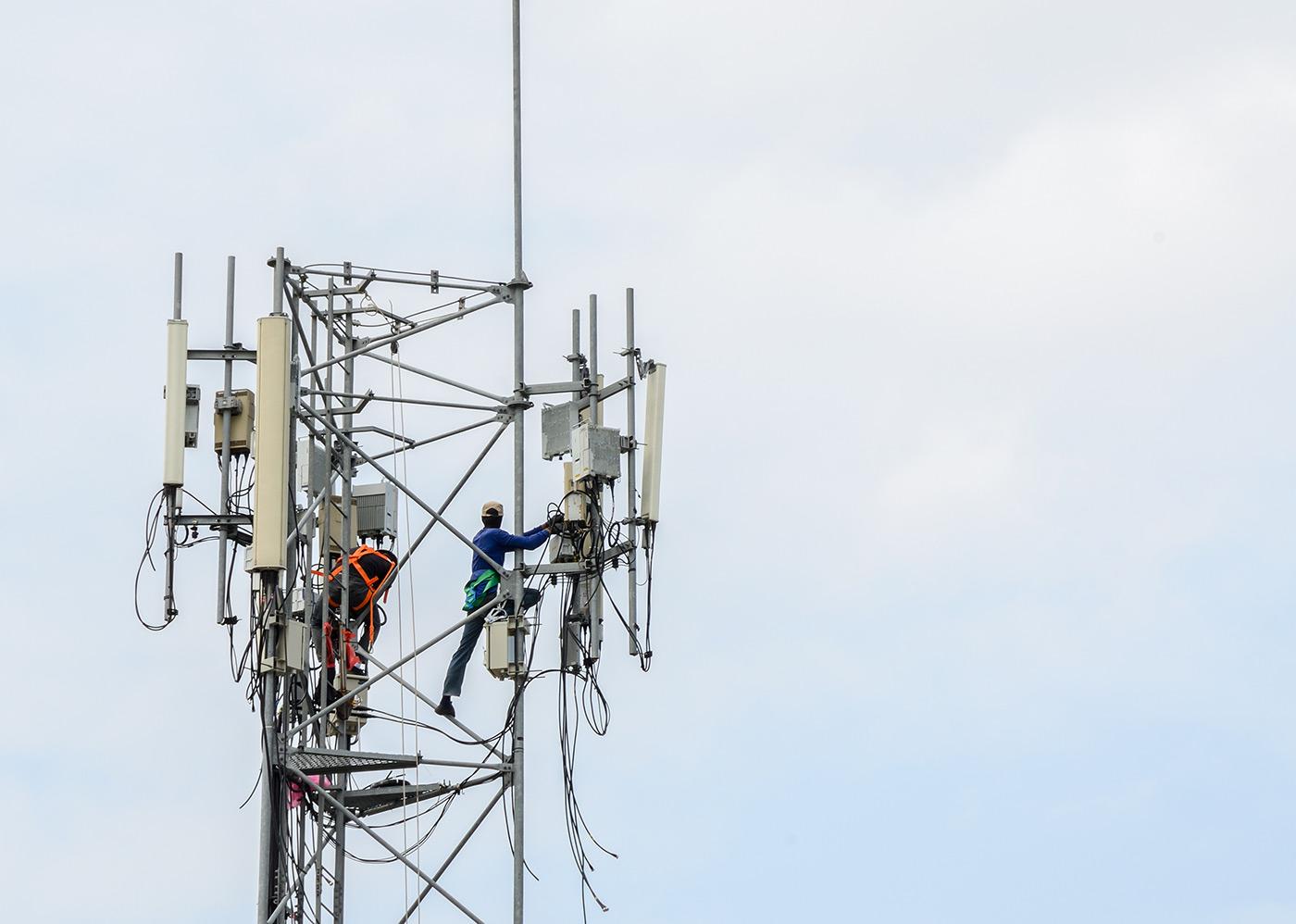 MVG EME Guard up mast