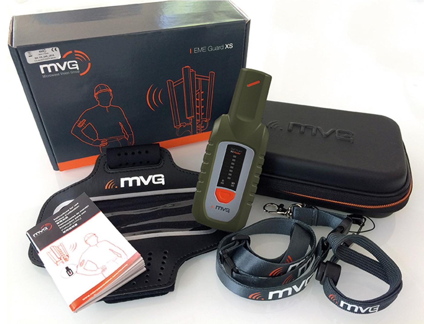 MVG EME Guard XS Radar case